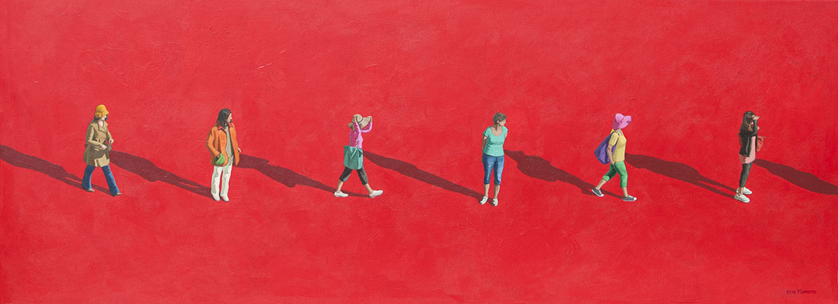 Composition with Women / Composición con mujeres